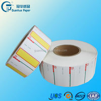 pre printed thermal barcode labels
