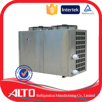 Alto AS-H230Y 70kw/h quality certified new swimming pool heat pumps and used swimming pool solar heating