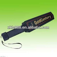 High Sensitive Hand Held Metal Detector