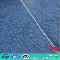 Factory Popular good quality light elastic denim fabric fine workmanship