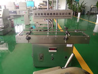 Common used high quality 380v 3.0kw 50ml medicine bottle Aluminum Foil Sealing machinery/automatic cup fill and aluminium foil