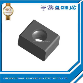 carbide milling insert milling cutter