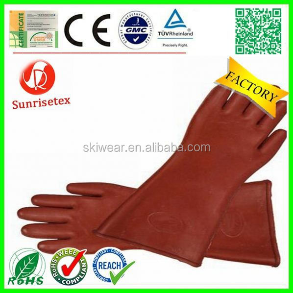 Hot selling cheap water resistant work glove factory
