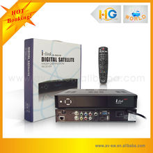 Our factory supply ilink 9600 digital HD Satellite receiver best hd satellite receiver 2014