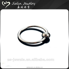 Simple Design Stainless Steel Male Penis Cock Rings