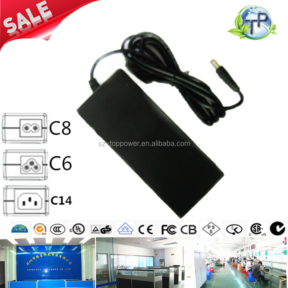 High Quality AC DC Adapter 8V 5A 40W Power Supply