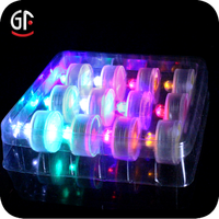 2015 Hot Sale Led Flashing Art Electronics LED Submersible Lighting