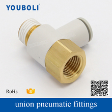 yueqing manufacture fitting pneumatic low price auto air conditioning fittings