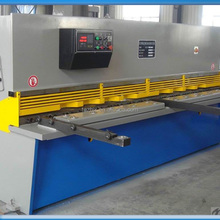 Q12Y Series Hydraulic Pendulum Plate Shear Line Cutting Machine