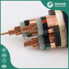 Underground 11kv high voltage XLPE insulated power cable