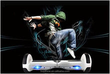 6.5 inch classical design horverboardpopular two wheel electric self balancing scooter with bluetooth
