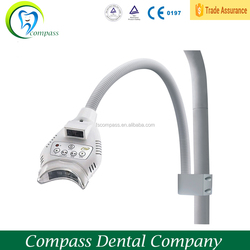 Foshan Compass RB88 chair mounted Dental Bleaching Machine cheap Price, LED light Teeth whitening equipment for sale