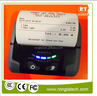 bluetooth 80mm thermal printer mini thermal portable printer with android support SDK IOS and Android