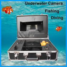 20m Cable 600tvl CCD UNDERWATER FISHING AND INSPECTION CAMERA