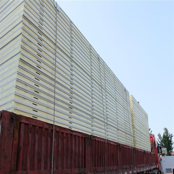 100mm/3.94inch thick sandwich panels