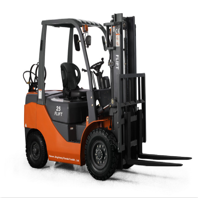 Gas Engine Power Souce And Powered Pallet Truck Type Lpg Forklift