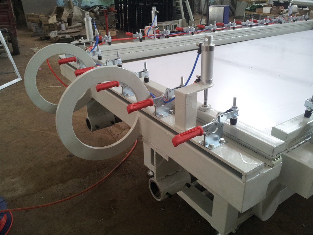 stretching machine stretching machine