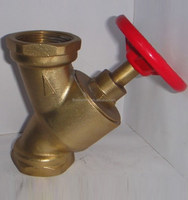 "2"" Y Type Brass Fire Fighting Valve"