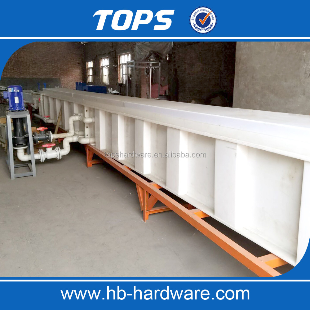 iron wire zinc coating line