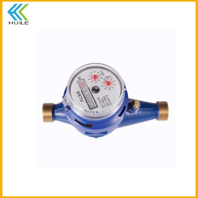 coriolis mass clamp on cubic feet water meter LXSG(R)-15E-40E