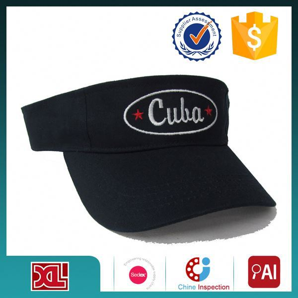 Latest Hot Selling!! Top Quality sports visor/sun visor cap/ hat with good offer