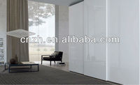 2013 wardrobe sliding door with uv high glossy door,acrylic door