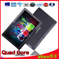 Baytrail Quad Core Z3735D Intel Tablet PC 10 inch Windows GPS 3G