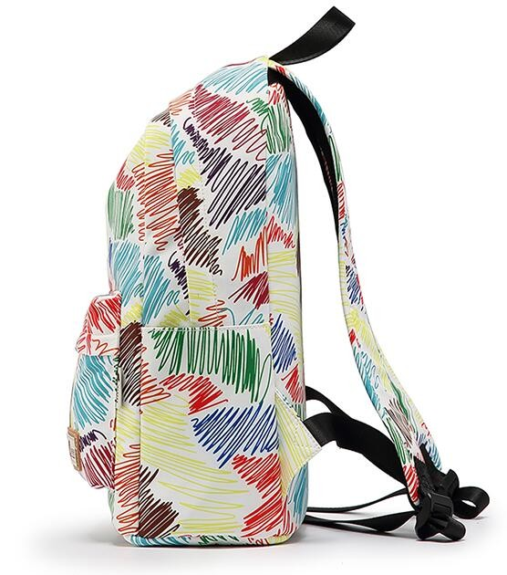Hot Sell Fashional Canvas School Backpack Bag backpack shoulder bag canvas bag
