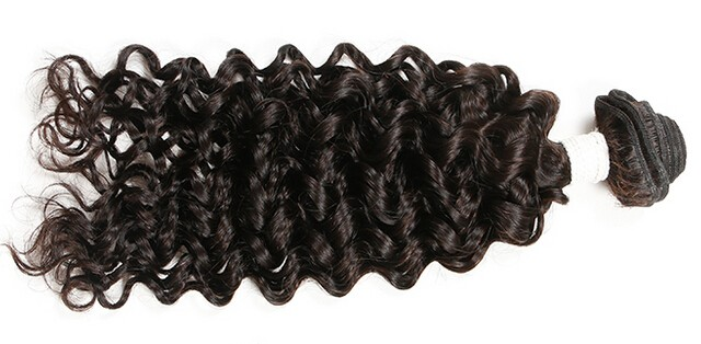 African Jerry Curly Human Hair Extension Weaves