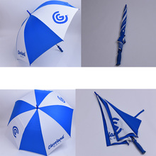 Carbon fiber bar in lightweight golf large gifts advertising umbrella