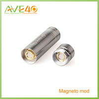 e cigarette 18500 battery mod Smok magneto mod with atomizer