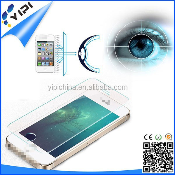 High clear best cell phone anti blue screen protector/screen protective film for Iphone 6