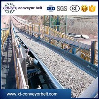 Wood Chip Sand Earth Transport Conveyor