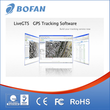 Advanced GPS tracking software for taxi rental and school bus fleet management