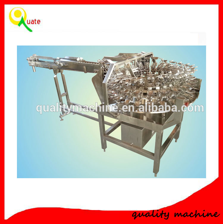 Commercial egg white separating equipment / egg breaker