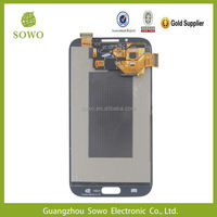 Wholesale lcd screen mobile phone for samsung galaxy note 2 n7100 lcd touch screen with digitizer