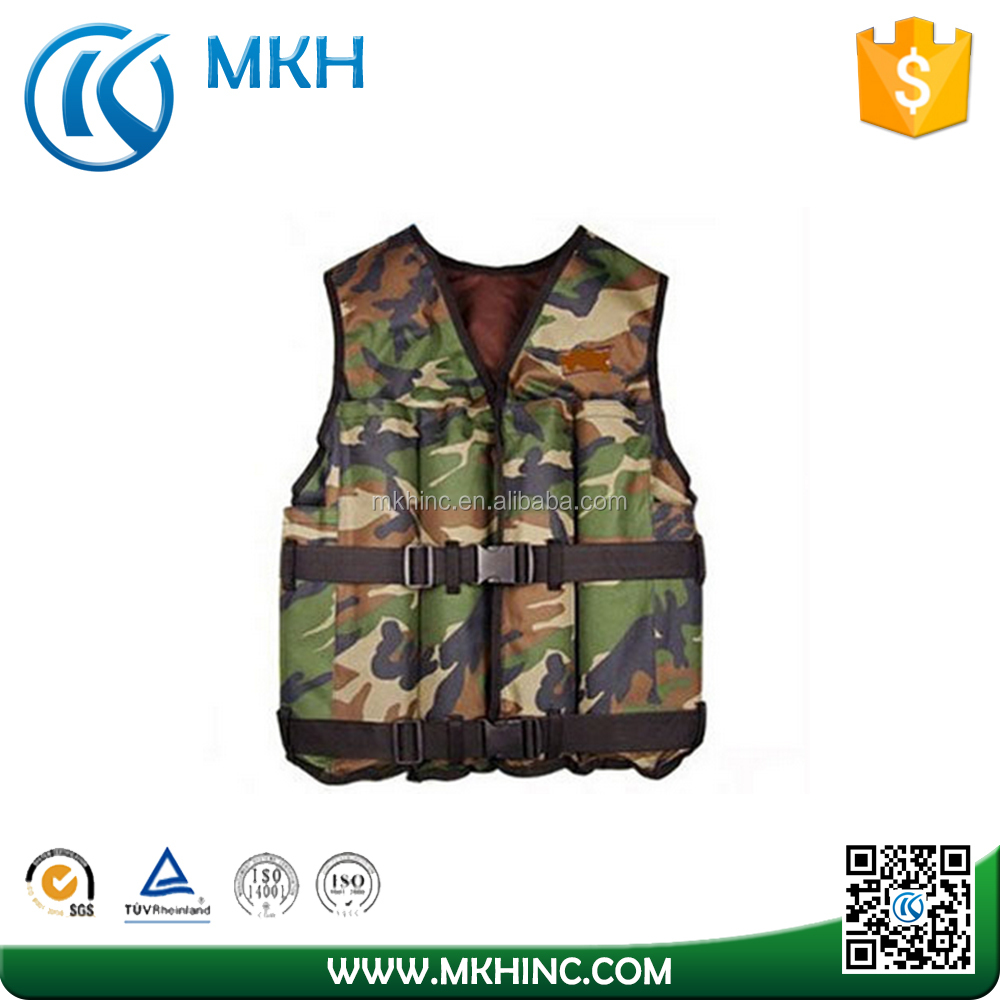 Strength Training Colorful Weight Vest