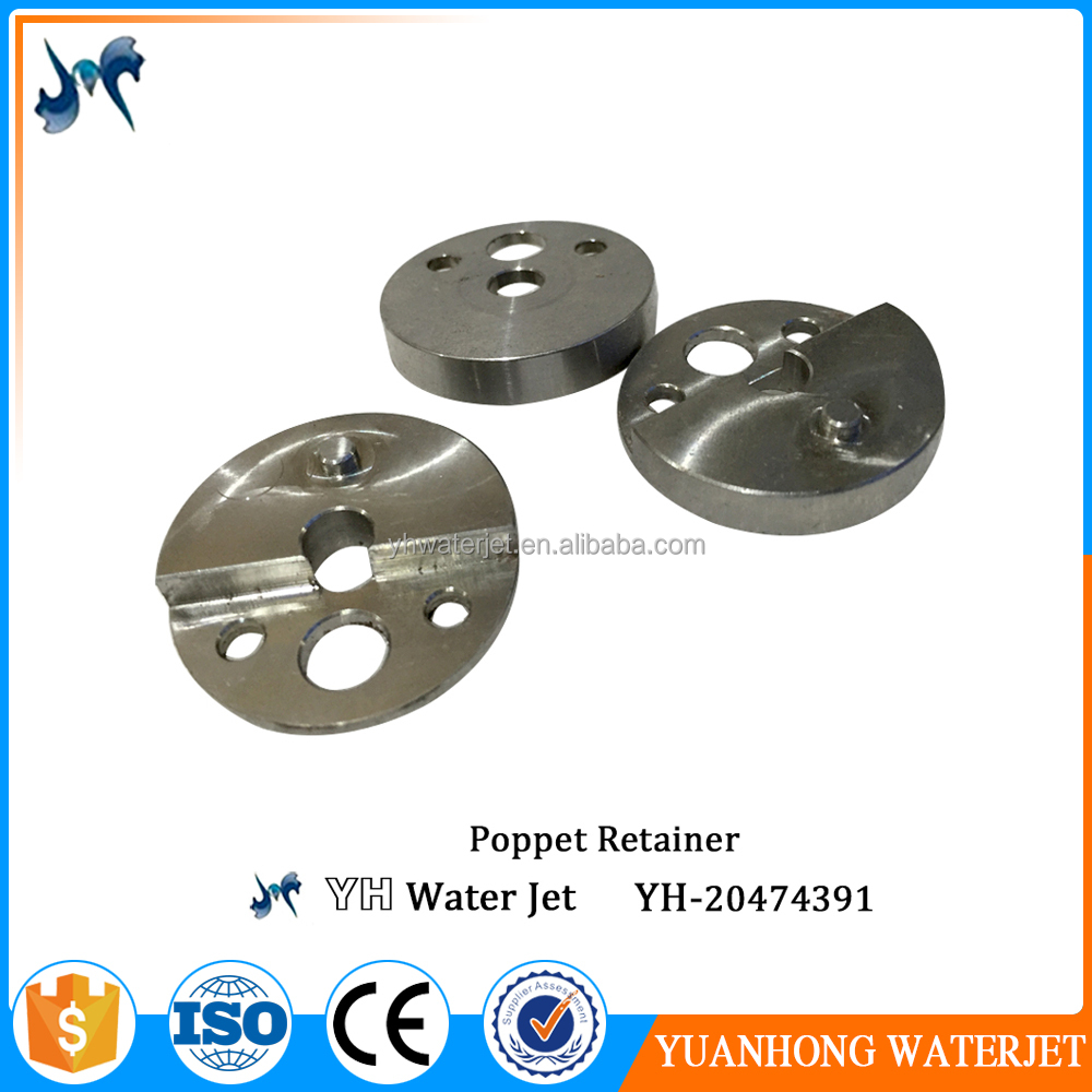 Waterjet parts Inlet Poppet Retainer suit for waterjet pump