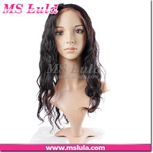 nice top grade cheapest price custom tag swiss lace hair wig net