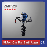 ZOMAX ZMD520 electric earth auger