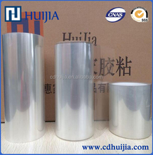 acrylic coated pet film/clear pet film roll scrap/mobile film