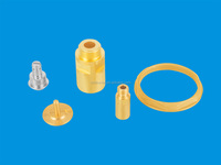 Factory Price Most popular male copper hose barb fittings