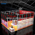 Aluminum truss modular exhibition stand systems design exhibition stand