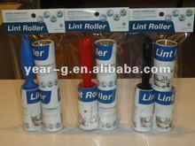 adhesive cleaning roller