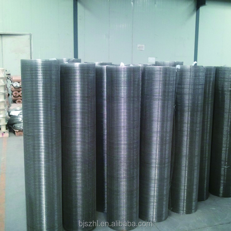 Electro Galvanized BRC 3315 /PVC Welded Wire Mesh Factory