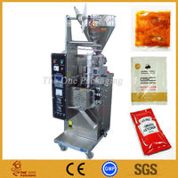 Small bag Packing Machine for Sachet Shampoo,Lotion,Skin cream TOPVC-60C/80C