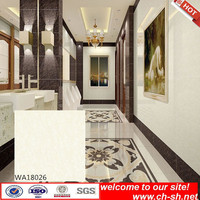 white and grey floor tiles