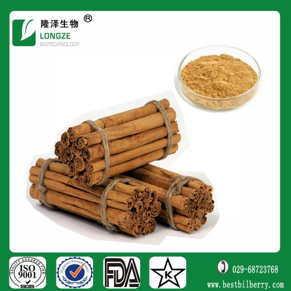 Chinese herbal Cinnamon extract cinnamon powder price Polyphenol &Flavone