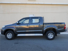 Toyota Hilux 2.5 AB ABS Diesel Full option
