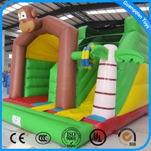 Outdoor Playground Giant Inflatable Animal Jumping Bouncer